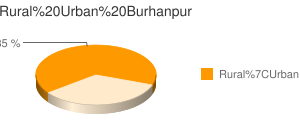 Burhanpur census population